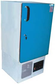 Low Temperature Vertical Freezer